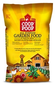 Coop Poop organic fertilizer