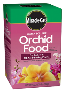 Water Soluble Orchid Food