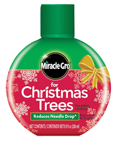 Miracle-Gro For Christmas Trees