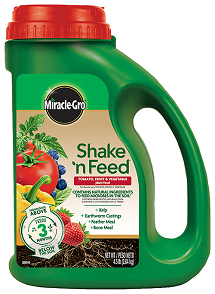 Shake 'n Feed Tomato, Fruit & Vegetable Plant Food