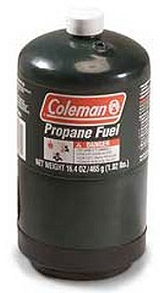 DISPOSABLE PROPANE CYLINDER 16.4 OZ