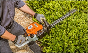 $50 OFF the STIHL HS 45 Hedge Trimmer