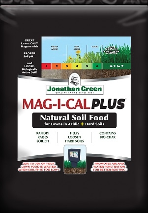 Jonathan Green MAG-I-CAL Plus® for Lawns in Acidic + Hard Soil