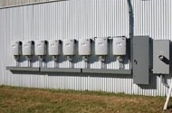 Photo of inverters