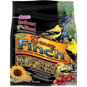 Brown's Bird Lover's Blend® Fancy Finch with Cranberries
