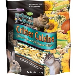 Brown's Bird Lover's Blend® Critter Cuisine with Squash and Pumpkin Seeds