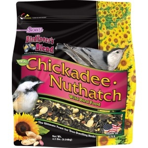 Brown's Bird Lover's Blend® Chickadee-Nuthatch