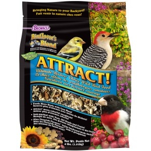 Brown's Bird Lover's Blend® Attract!® Birders' Choice Ultimate Blend