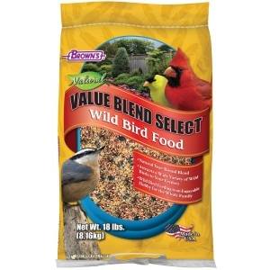 Brown's Value Blend Select™ Wild Bird Food