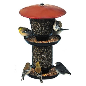 Sweet Corn Products No/No Multi-Seed Wild Bird Feeder