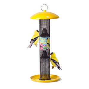 Sweet Corn Products No/No Straight-Sided Finch Tube Feeder