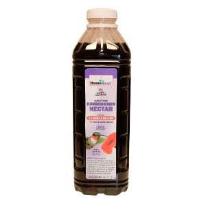 Homestead Concentrate Hummingbird Nectar - Grape Infusion