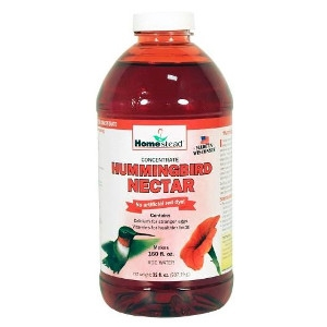 Homestead Concentrate Hummingbird Nectar