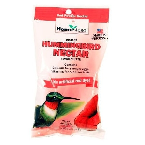 Homestead Instant Hummingbird Nectar Concentrate