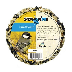 Sunflower Stack'Ms Seed Cake 7 oz