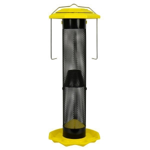 Nature's way Funnel Flip-Top Mesh Finch Feeder