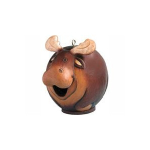 Songbird Essentials Moose Gord O Birdhouse