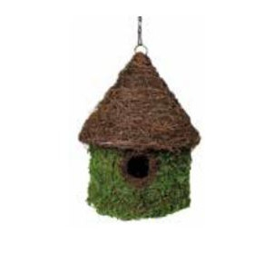 Galapagos® Mossy Hide Bungalow With Chain
