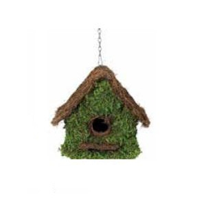 Galapagos® Mossy Hide Maison With Chain