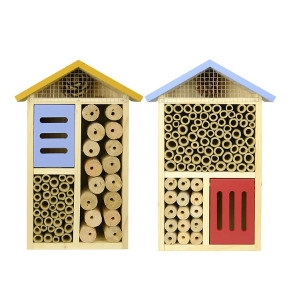 Better Gardens Multi-Chamber Beneficial Insect House
