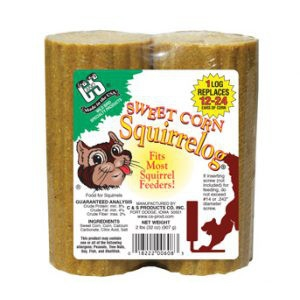 C&S Sweet Corn Squirrelog® Refill Pack