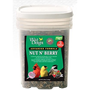 Wild Delight Nut N' Berry® Pail