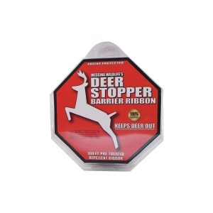 Messinas Deer Stopper Pretreated Repellent Barrier Ribbon