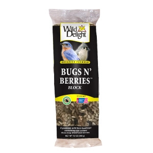 Wild Delight Bugs N' Berries® Block