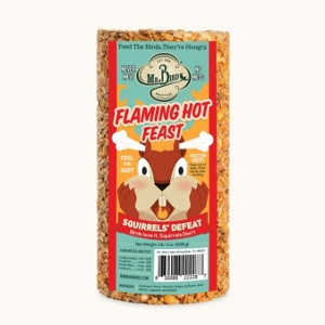 Mr. Bird Flaming Hot Feast Small Cylinder