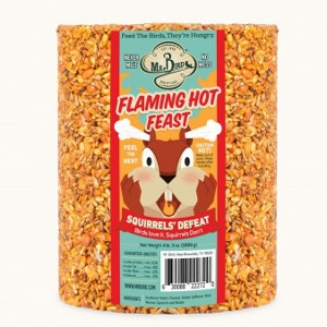 Mr. Bird Flaming Hot Feast Large Cylinder