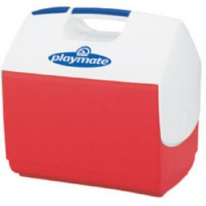 Playmate 16 Qt. Red Cooler