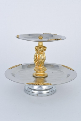 2 Tier Serving Tray