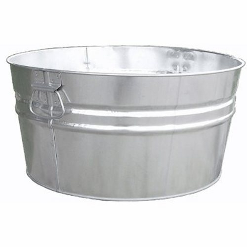 Galvanized Tub 17 Gallon