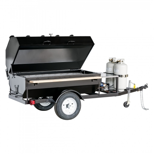 Pig Roaster Towable