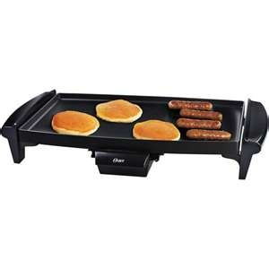 Griddle Electric Tabletop