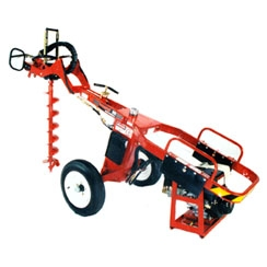 Auger Towable 13 HP