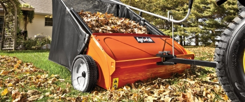 Lawn Sweeper Towable