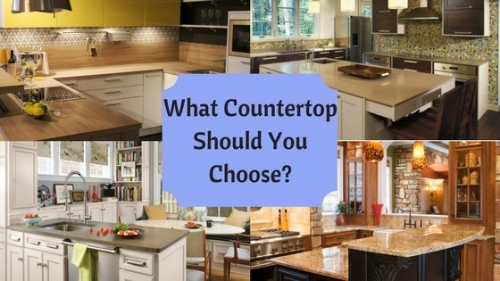 Kitchen – Counter Tops
