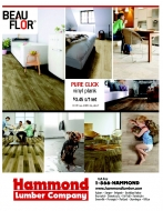 Beauflor Pure Click Vinyl Plank Savings - Flooring