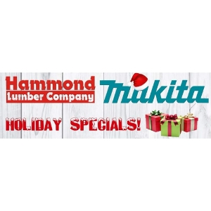 Makita Holiday Specials