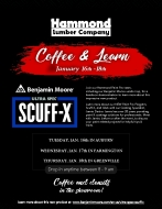 Coffee & Learn for Paint Pro's – SCUFF-X