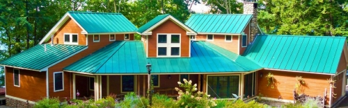 Consider Metal Roofing