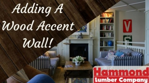 How To Use Wood Accent Walls In Your Home
