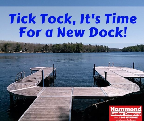 Tick Tock, It's Time For a New Dock