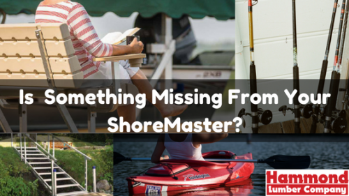 Is Something Missing From Your ShoreMaster