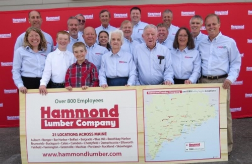 Official Press Release: Hammond Lumber Company Acquires EBS