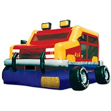 Inflatable - Bouncer, large (Truck)