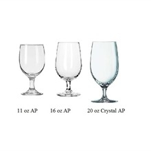 Glassware, All Purpose