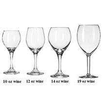 Glassware, Stemware two