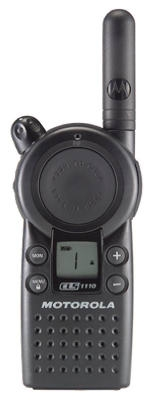 Handheld UHF Business 2-Way Radio